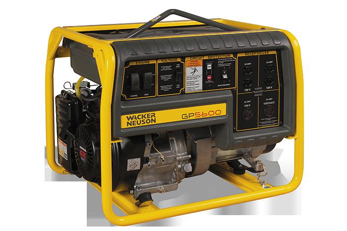 Wacker GP5600A