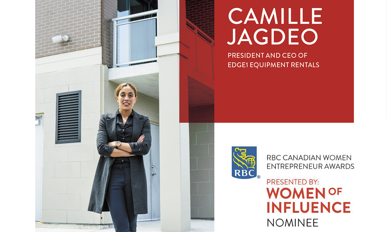 RBC Award Camille