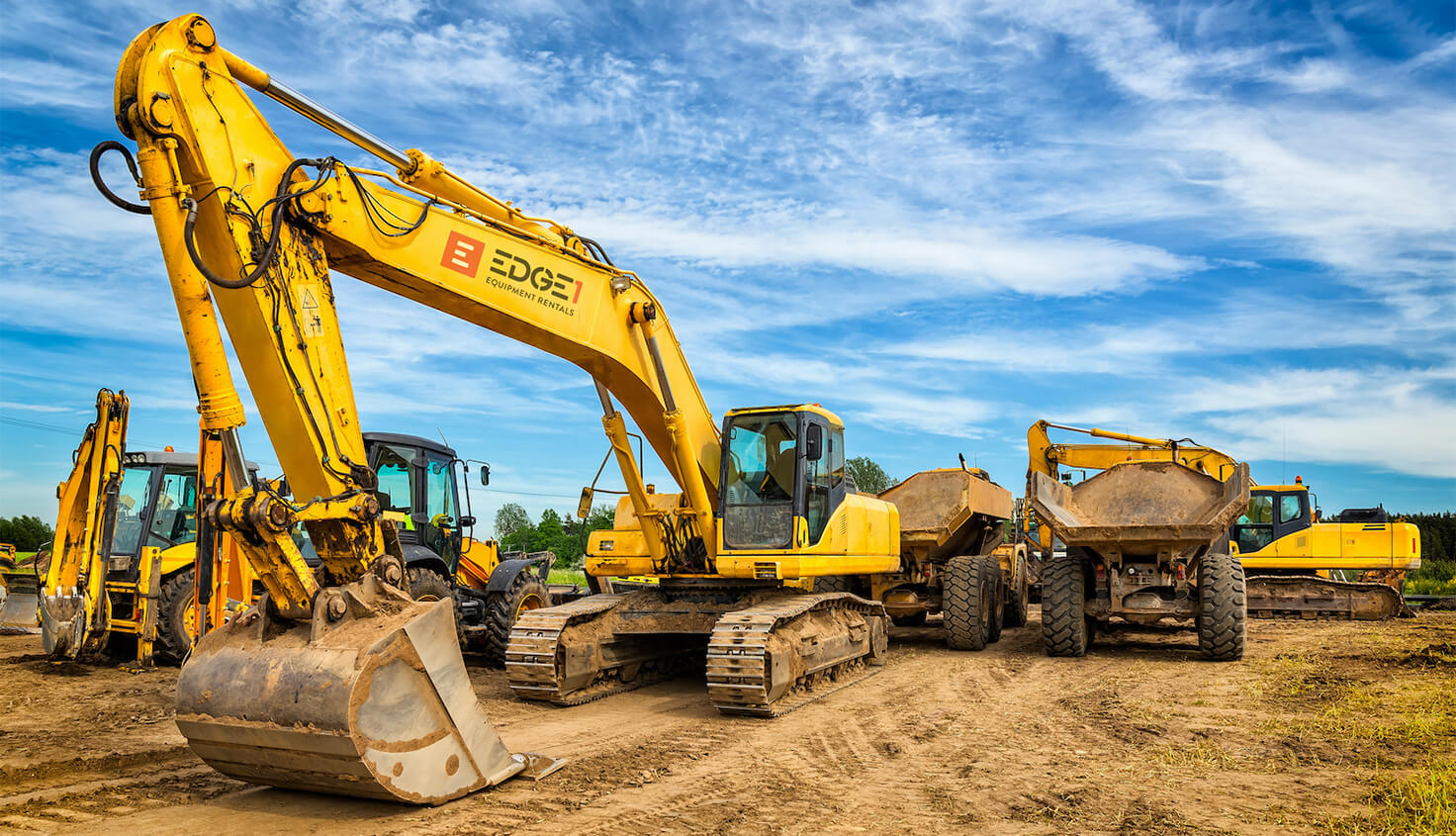 The Best Equipment for your Demolition Project